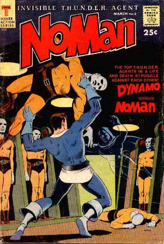 Classic Comic Covers - Page 3 Noman02