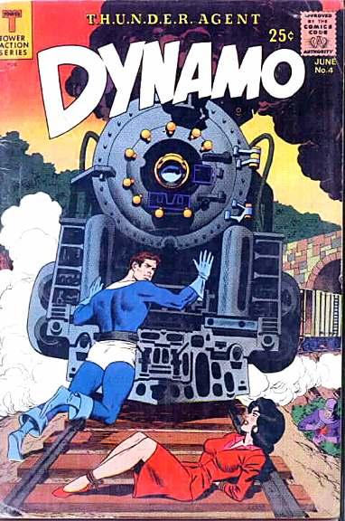 Classic Comic Covers - Page 3 Dynamo4