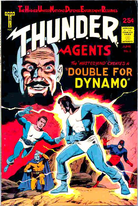 Classic Comic Covers - Page 3 Thunder5